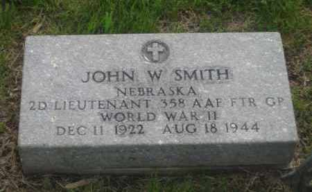 SMITH, JOHN W. - Kearney County, Nebraska | JOHN W. SMITH - Nebraska Gravestone Photos