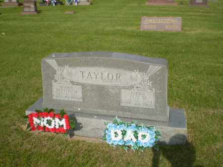 TAYLOR, BERTHA - Kearney County, Nebraska | BERTHA TAYLOR - Nebraska Gravestone Photos