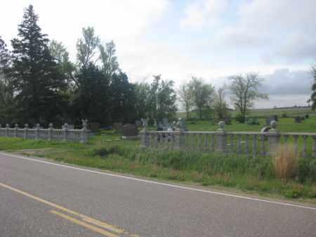 *KEENE CEMETERY, FRONT GATE - Kearney County, Nebraska | FRONT GATE *KEENE CEMETERY - Nebraska Gravestone Photos