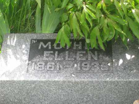 WENDELL, ELLEN - Kearney County, Nebraska | ELLEN WENDELL - Nebraska Gravestone Photos