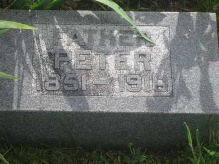 WENDELL, PETER - Kearney County, Nebraska   PETER WENDELL - Nebraska Gravestone Photos