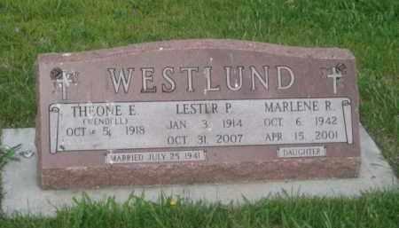 WESTLUND, LESTER P. - Kearney County, Nebraska | LESTER P. WESTLUND - Nebraska Gravestone Photos