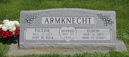 ARMKNECHT, PAULINE - Keith County, Nebraska   PAULINE ARMKNECHT - Nebraska Gravestone Photos