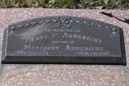 ARMKNECHT, HENRY - Keith County, Nebraska | HENRY ARMKNECHT - Nebraska Gravestone Photos