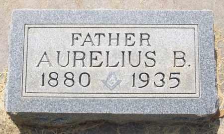 BERRY, AURELIUS - Keith County, Nebraska   AURELIUS BERRY - Nebraska Gravestone Photos