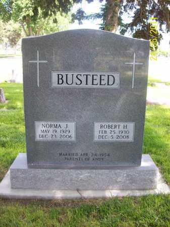 BUSTEED, ROBERT - Keith County, Nebraska | ROBERT BUSTEED - Nebraska Gravestone Photos