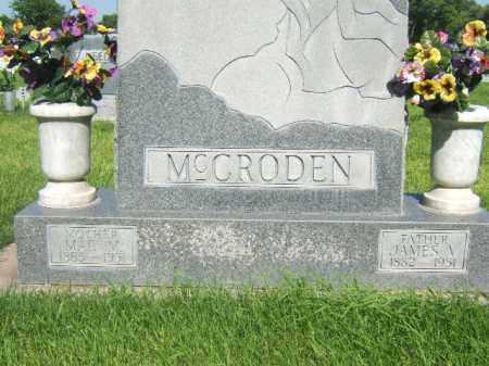 MCCRODEN, JAMES V. - Keith County, Nebraska | JAMES V. MCCRODEN - Nebraska Gravestone Photos