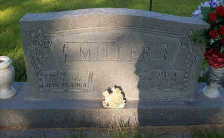 MILLER, FLOYD L. - Keith County, Nebraska   FLOYD L. MILLER - Nebraska Gravestone Photos
