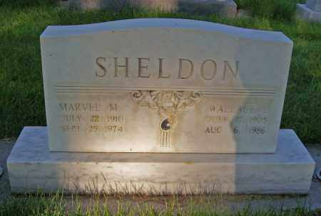 SHELDON, WALLACE D. - Keith County, Nebraska | WALLACE D. SHELDON - Nebraska Gravestone Photos