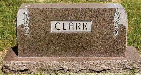 CLARK, FAMILY - Keya Paha County, Nebraska   FAMILY CLARK - Nebraska Gravestone Photos