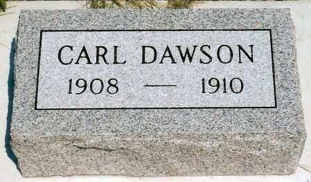 DAWSON, CARL - Keya Paha County, Nebraska | CARL DAWSON - Nebraska Gravestone Photos