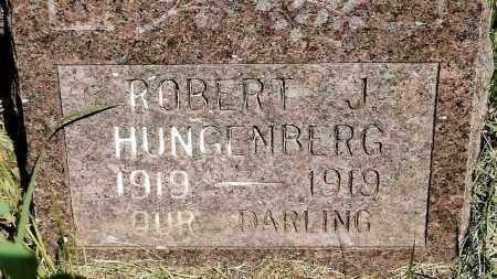 HUNGERBERG, ROBERT J. - Keya Paha County, Nebraska | ROBERT J. HUNGERBERG - Nebraska Gravestone Photos