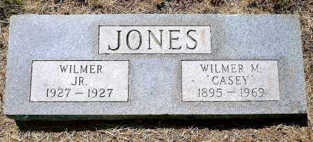 "JONES, WILMER M. ""CASEY"" - Keya Paha County, Nebraska | WILMER M. ""CASEY"" JONES - Nebraska Gravestone Photos"