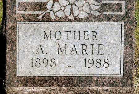 MEYERS, A. MARIE - Keya Paha County, Nebraska   A. MARIE MEYERS - Nebraska Gravestone Photos