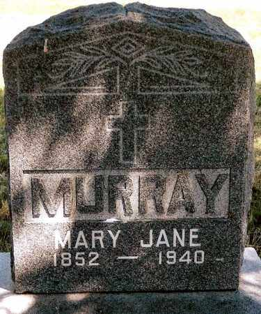MURRAY, MARY JANE - Keya Paha County, Nebraska   MARY JANE MURRAY - Nebraska Gravestone Photos
