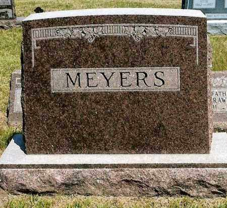 MYERS, FAMILY - Keya Paha County, Nebraska | FAMILY MYERS - Nebraska Gravestone Photos