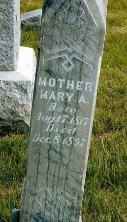 SMALLEY, MARY A. - Keya Paha County, Nebraska | MARY A. SMALLEY - Nebraska Gravestone Photos