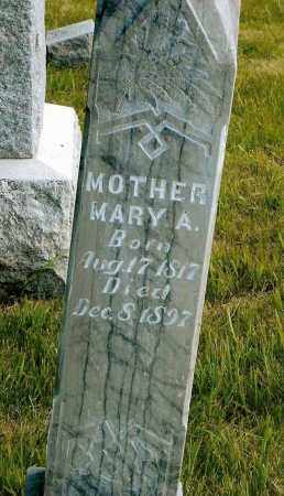 BILLINGS, MARY A. - Keya Paha County, Nebraska | MARY A. BILLINGS - Nebraska Gravestone Photos