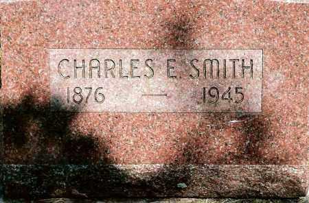 SMITH, CHARLES E. - Keya Paha County, Nebraska | CHARLES E. SMITH - Nebraska Gravestone Photos
