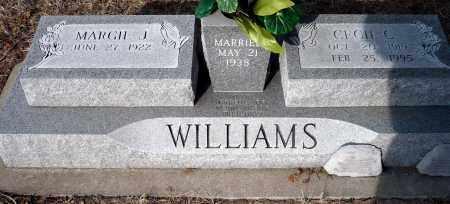 WILLIAMS, CECIL C. - Keya Paha County, Nebraska | CECIL C. WILLIAMS - Nebraska Gravestone Photos