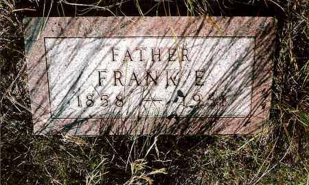 WILLIAMS, FRANK E. - Keya Paha County, Nebraska | FRANK E. WILLIAMS - Nebraska Gravestone Photos
