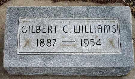 WILLIAMS, GILBERT C. - Keya Paha County, Nebraska | GILBERT C. WILLIAMS - Nebraska Gravestone Photos