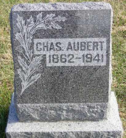 AUBERT, CONSTANCE CHARLES - Knox County, Nebraska   CONSTANCE CHARLES AUBERT - Nebraska Gravestone Photos