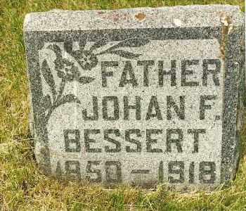 BESSERT, JOHANN FREDERICK - Knox County, Nebraska   JOHANN FREDERICK BESSERT - Nebraska Gravestone Photos