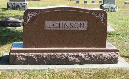 JOHNSON, (FAMILY MONUMENT) - Knox County, Nebraska   (FAMILY MONUMENT) JOHNSON - Nebraska Gravestone Photos
