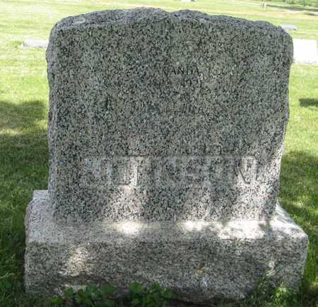 JOHNSON, C. A. - Knox County, Nebraska | C. A. JOHNSON - Nebraska Gravestone Photos