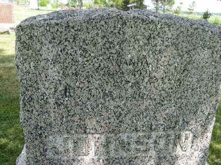 JOHNSON, C. A. (CLOSEUP) - Knox County, Nebraska | C. A. (CLOSEUP) JOHNSON - Nebraska Gravestone Photos