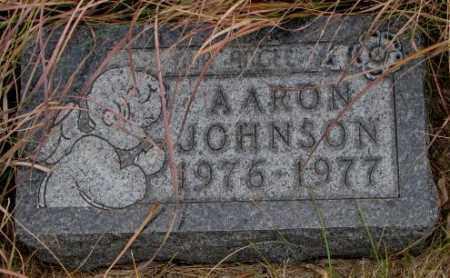 JOHNSON, AARON - Knox County, Nebraska   AARON JOHNSON - Nebraska Gravestone Photos