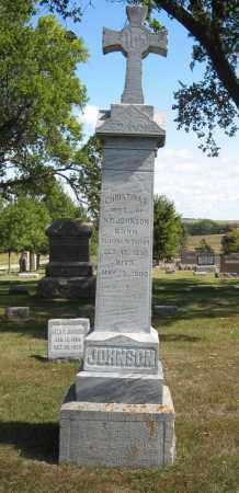 JOHNSON, CHRISTINA C. - Knox County, Nebraska   CHRISTINA C. JOHNSON - Nebraska Gravestone Photos
