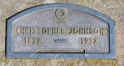 JOHNSON, CHRISTOPHER - Knox County, Nebraska   CHRISTOPHER JOHNSON - Nebraska Gravestone Photos