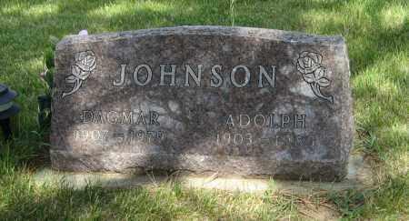 JOHNSON, ADOLPH - Knox County, Nebraska | ADOLPH JOHNSON - Nebraska Gravestone Photos