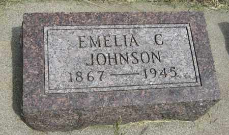 JOHNSON, EMELIA C. - Knox County, Nebraska | EMELIA C. JOHNSON - Nebraska Gravestone Photos