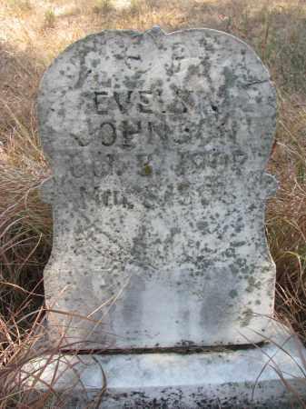 JOHNSON, EVELYN - Knox County, Nebraska   EVELYN JOHNSON - Nebraska Gravestone Photos