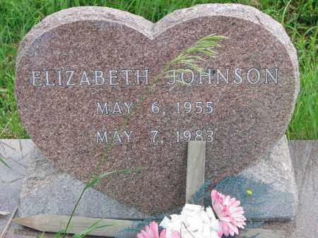 JOHNSON, ELIZABETH - Knox County, Nebraska   ELIZABETH JOHNSON - Nebraska Gravestone Photos