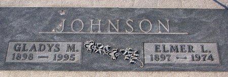 JOHNSON, GLADYS - Knox County, Nebraska | GLADYS JOHNSON - Nebraska Gravestone Photos