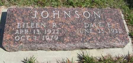 JOHNSON, DALE E. - Knox County, Nebraska | DALE E. JOHNSON - Nebraska Gravestone Photos