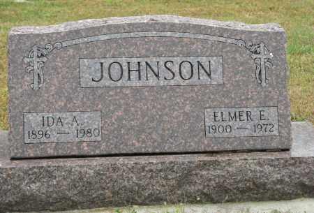 JOHNSON, IDA A. - Knox County, Nebraska   IDA A. JOHNSON - Nebraska Gravestone Photos