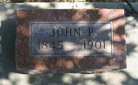 JOHNSON, JOHN P. - Knox County, Nebraska   JOHN P. JOHNSON - Nebraska Gravestone Photos