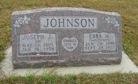JOHNSON, JOSEPH J. - Knox County, Nebraska   JOSEPH J. JOHNSON - Nebraska Gravestone Photos
