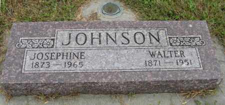 JOHNSON, JOSEPHINE - Knox County, Nebraska | JOSEPHINE JOHNSON - Nebraska Gravestone Photos