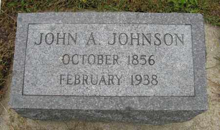 JOHNSON, JOHN A. - Knox County, Nebraska   JOHN A. JOHNSON - Nebraska Gravestone Photos