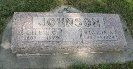 JOHNSON, LILLIE C. - Knox County, Nebraska | LILLIE C. JOHNSON - Nebraska Gravestone Photos