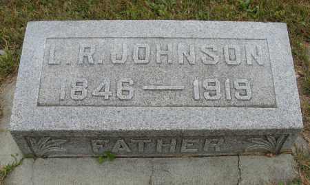 JOHNSON, L. R. - Knox County, Nebraska | L. R. JOHNSON - Nebraska Gravestone Photos