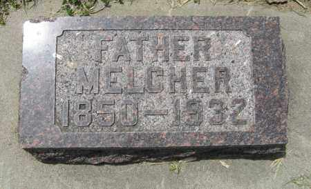 JOHNSON, MELCHER - Knox County, Nebraska   MELCHER JOHNSON - Nebraska Gravestone Photos