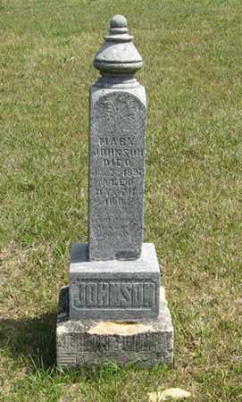 JOHNSON, MARY - Knox County, Nebraska   MARY JOHNSON - Nebraska Gravestone Photos