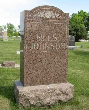 JOHNSON, NELS - Knox County, Nebraska | NELS JOHNSON - Nebraska Gravestone Photos